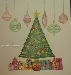 Johannas Christmas Johanna Basford