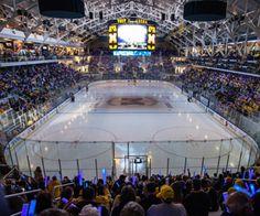 Yost Ice Arena - Go Blue!