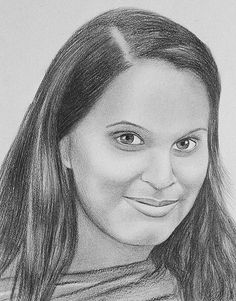 Realistic Portrait In charcoal With pencil by kalabhumi Arts