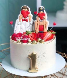 Cake Decorating Courses, Creative Cake Decorating, Cake Decorating Videos, Birthday Cake Decorating, Cake Decorating Techniques, Creative Cakes, Cookie Decorating, Beautiful Cake Designs, Beautiful Cakes