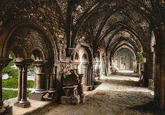 Abbaye de Saint-Bavon - Gand (Belgique)