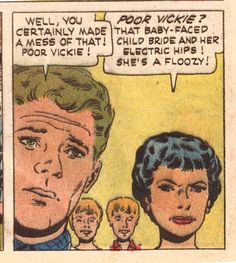 The Parent Trap (1961), art by Dan Spiegle. Story code: W OS 1210-02