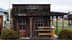 Bank in Shaniko.Oregon