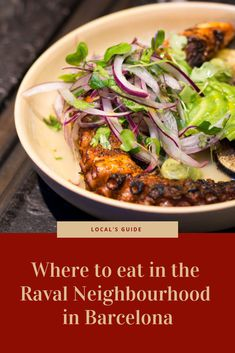 Are you looking for great restaurants and bars in the Raval neighbourhood in Barcelona, Spain? Here is a guide for you! Barcelona Food, Barcelona Spain, Kale Plant, Best Tapas, Tapas Dishes, Dinner With Friends, Good Foods To Eat, Fresh Seafood, Slow Food