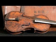 The Titanic Violin Found ~ this is incredible~~~