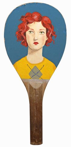 Sandra Eterovic - Illustration with a Wry Smile