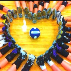 My volleyball team should so do this!
