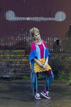 Jumper 4 Chloe Woodgate Knitwear Graduate Collection