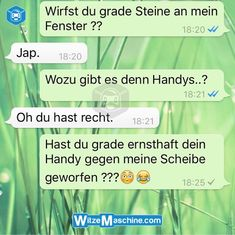 WhatsApp Fails deutsch - WhatsApp Chats - Handy werfen #233 - WitzeMaschine