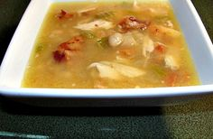 Chicken Bacon And White Bean Soup Portuguese Style Recipe - Genius Kitchen