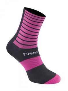Hot Pink Above Ankle Length Sock Cycling Wear, Cycling Outfit, Spring Summer 2016, Ankle Length, Hot Pink, Socks, Casual, How To Wear, Men