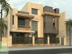 Exterior, House Design, Bungalows, Mansions, House Styles, Asia, Houses, Workout, Studio