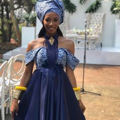 Image may contain: 1 person, standing Setswana Traditional Dresses, African Traditional Wedding Dress, Traditional African Clothing, Traditional Wedding Attire, Traditional Weddings, African Wedding Attire, African Attire, African Dress, African Wear