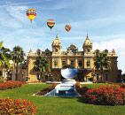 Monte Carlo Casino - enjoy your stay in France with your  friends and family with an escorted tour.