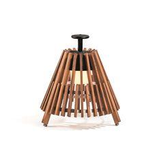 Tipi Lamp