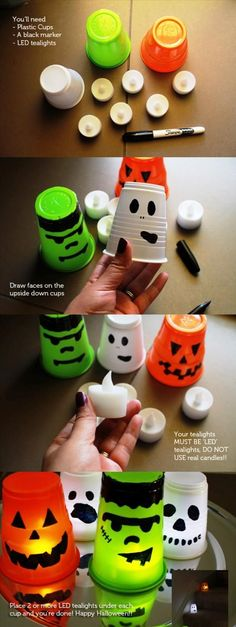Do It Yourself Halloween Craft Ideas – 30 Pics