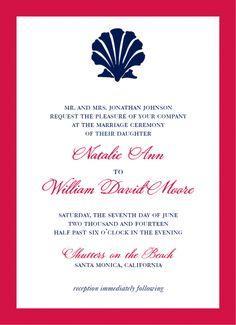 The Natalie - Invitation