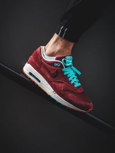fb94a8f747a6 Nike Air Max 1 Parra x Patta - 2010 (by niklasgather) Air Max 1