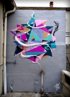 Mural by GoddoG