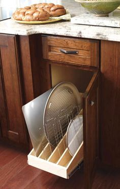 Luxury Tray Dividers for Kitchen Cabinets