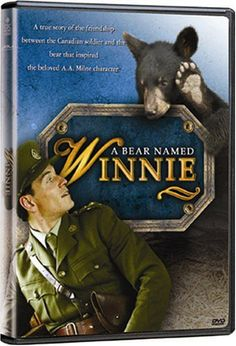 Bear Named Winnie (A) Canadian Experience DVD - Northwoods Press