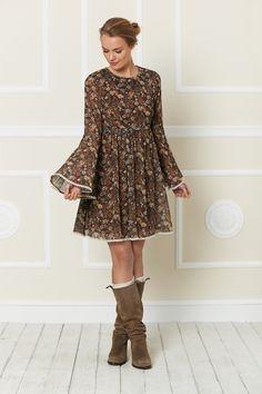 Vestido Lorraine - MaggieSweet
