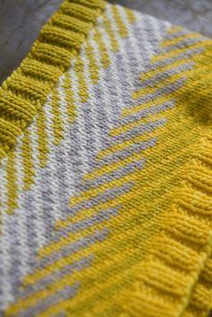 Ravelry: Chevzam pattern by Alexandra Tinsley