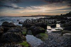 Cornish Landscape photograph. Hendra Beach by MaryannMorrisPhoto, £20.00