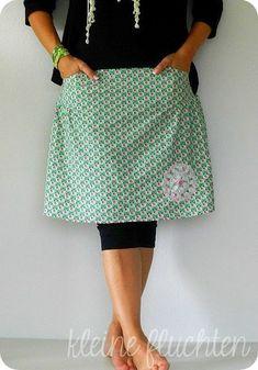 Valeska / jolijou pattern - hamburger liebe fabric