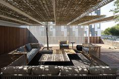Oficinas Alta Dirección, diseño de Isabel López #interiors Encontrado en diariodesign.com