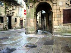 Recorriendo Compostela [parte 1]