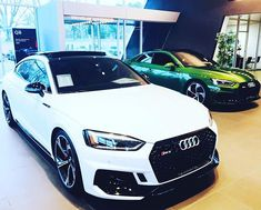 2da43c81 Are they ready for the bow? #newcar #audi #gift #ideas 1000 ...