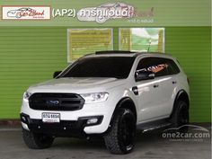 Ford Everest 265 50r20 Tyre With Images Ford Endeavour