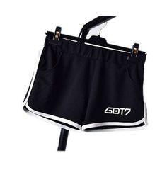 KPOP BTS Bigabng VIXX GOT7 SNSD CNBLUE Infinite Sports Shorts Bangtan Boys