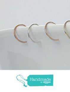 Rose Gold Septum Ring, Sterling Silver Nose Rings, Gold Nose Rings, Rose Gold Jewelry, Copper Jewelry, Hipster Jewelry, Helix Ring, Cartilage Ring, Helix Hoop