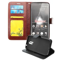 Flip Wallet Card Slot PU Leather  Stand Cover Case For Ulefone Gemini