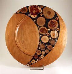 Resultado de imagem para beautiful turnings in wood