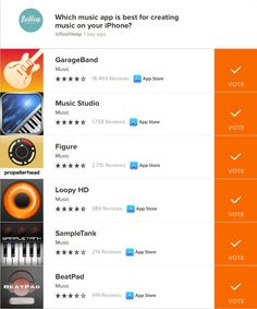 Which music app is best for creating music on your iPhone?