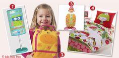 Afin de satisfaire une demande de plus en plus forte de nos clients, Lilie Rose Déco développe sa gamme déco enfant. Deux nouvelles marques font leur entrée dans son catalogue.