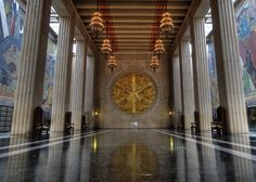 The  Hall of State- Dallas, TX