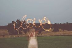 Light Painting with