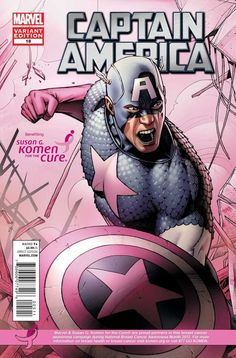 #Determinedtocure Marvel Heroes Take On New Nemesis: BreastCancer