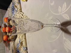 Adorlee Glass by Magda Németh Crystal Design, Flute, Champagne, Crystals, Tableware, Glass, Dinnerware, Drinkware, Flute Instrument