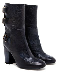 LAURENCE DACADE | Merli Grained Leather Boots | Browns fashion & designer clothes & clothing
