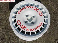 """OZ Racing """" Rallye """" 15x7 PCD100 Rally Racing wheels for Gravel & Tarmac"""