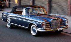 1964 MERCEDES 300SE W112