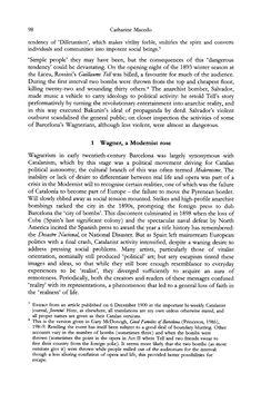 "Catharine Macedo, Between Opera and Reality: The Barcelona ""Parsifal"", Cambridge Opera Journal, Vol. Music Theater, Opening Night, Science Art, Free Reading, Reading Online, Opera, Barcelona, Politics, Books"