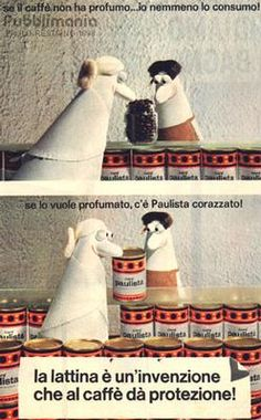Caffè Paulista, 1968