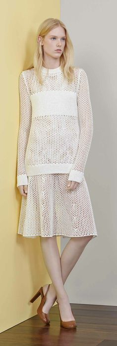 #Mulberry 2015 Resort Collection  #fashionshows #designerwear