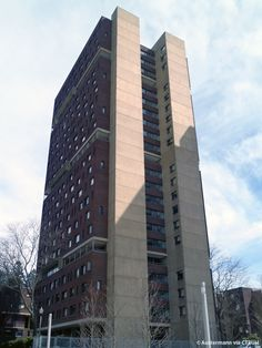 John Adams Hall - The Skyscraper Center